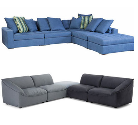 sectional options